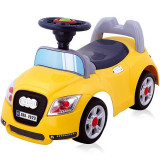 Masinuta Chipolino Adi yellow - Masinuta electrica copii