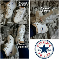 Tenisi Converse All Star - Tenisi barbati, Marime: 36, 39, Culoare: Din imagine