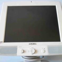 Monitor LCD 15 inch Nokia 500xA difuzoare 1024x768, 1280 x 1024, VGA (D-SUB)