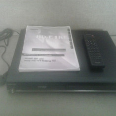 HD-DVD Player - TOSHIBA HD-E1KE HD DVD PLAYER - HDMI - DVD Playere, Component: 1, HDMI: 1, LAN: 1, VGA: 1