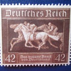 TIMBRE GERMANIA PANGLICA BRUNA MUNCHEN 1938=SERIE=MNH, Nestampilat