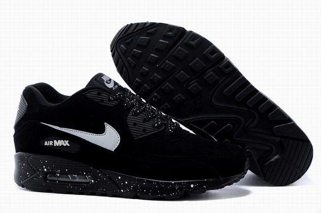 premium selection 55d44 5f517 Adidasi Nike Air Max negri cu picatele