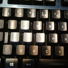 Tastatura gaming Logitech G19s