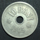 10 bani 1905 2 - Moneda Romania