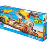 Jucarie Pista Hot Wheels Buldoze Blast DJF04 Mattel