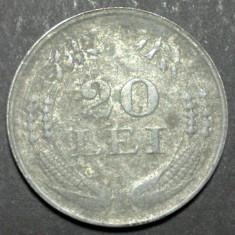 20 lei 1944 3 - Moneda Romania