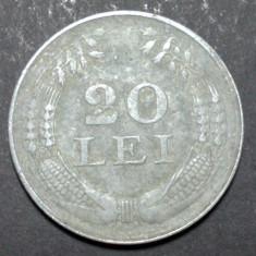 20 lei 1944 4 - Moneda Romania