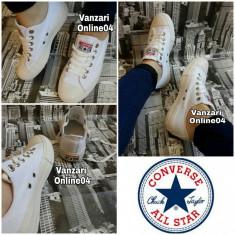 Tenisi Converse All Star - Tenisi barbati, Marime: 36, 37, 38, 39, 40, 41, 42, 43, 44, Culoare: Din imagine