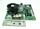 Kit placa baza DQ45CB+cpu E5700(E8400)-2x3.00Ghz+!8Gb DDR2+cooler L123, Pentru INTEL, LGA775, Gigabyte