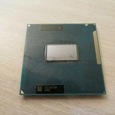 Procesor laptop Intel Core I3 3110m 2.4ghz 3mb Socket G2 SR0N1 Produs functional