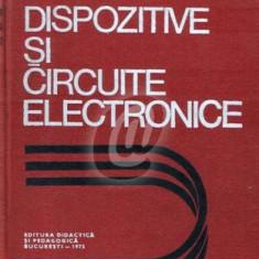 Dispozitive si circuite electronice (1975) - Carti Electronica