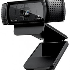 Camera Web Logitech HD Pro C920, produs nou!! - Webcam