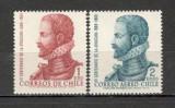 """Chile.1972 400 ani eposul """"La Araucana""""  KX.123"""