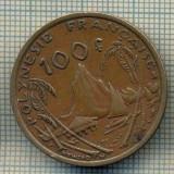 9931 MONEDA - POLYNEZIA FRANCEZA - 100 FRANCS -anul 2000 -starea care se vede, Europa