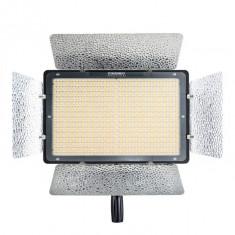 Yongnuo YN1200 Lampa foto-video 1200 PRO LED, CRI 95 cu temperatura de culoare reglabila 3200-5500k - Lampa Camera Video