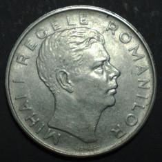 100 lei 1943 3 aUNC - Moneda Romania