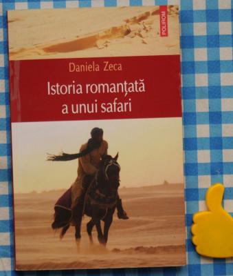 Istoria romantata a unui safari Daniela Zeca foto