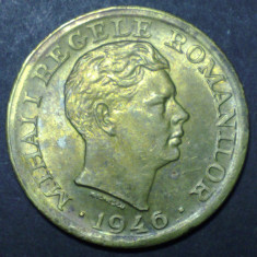 2000 lei 1946 3 XF - Moneda Romania