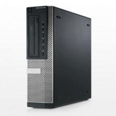 Calculator Dell Optiplex 790 Desktop, Intel Core i3 Gen 2 2120 3.3 GHz, 4 GB DDR3, 250 GB SATA, DVDRW, Windows 7 Professional, Garantie Pe Viata - Sisteme desktop fara monitor