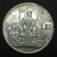 20 lei 1951 3 - Moneda Romania