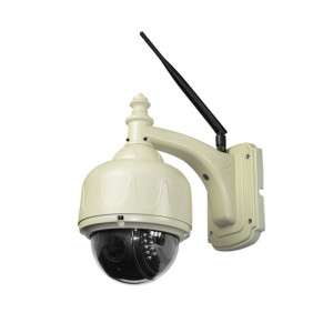 Resigilat : Camera supraveghere video PNI 631W dome cu IP de exterior cu PTZ si co