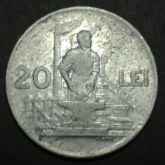 20 lei 1951 2 - Moneda Romania