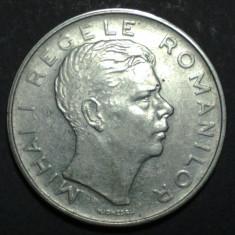 100 lei 1943 5 aUNC - Moneda Romania
