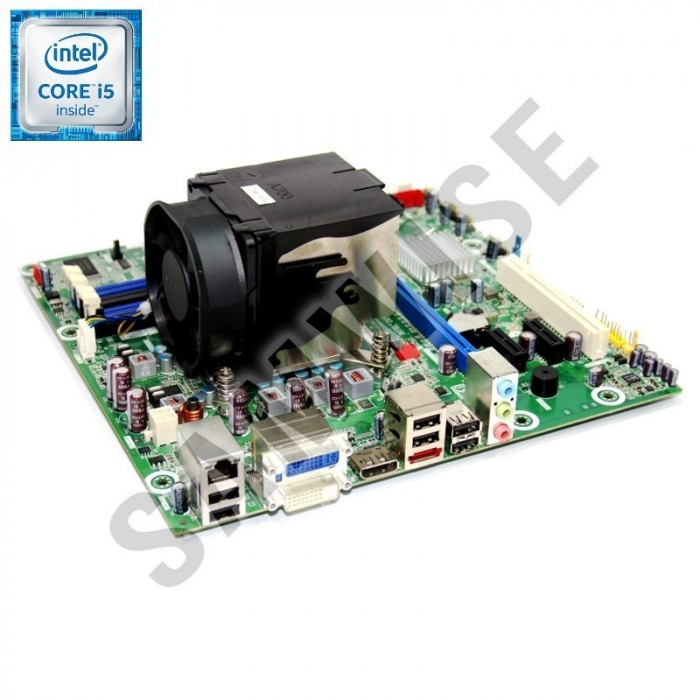 Kit placa baza DQ57TM-1156+cpu i5 650 3.2Ghz+!12Gb DDR3+cooler L139