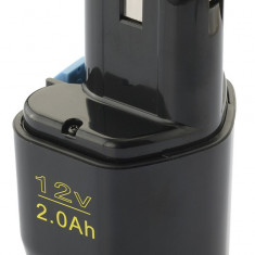 Acumulator pt Hitachi FEB12S, FDS12DVA, FDS12DVA, 12V/ 2, 0Ah/NI-CD, marca Patona,