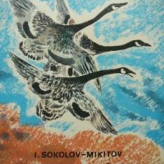 Glasurile pamantului -I. Sokolov - Mikitov