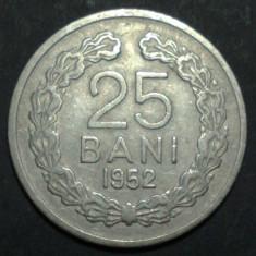 25 bani 1952 3 - Moneda Romania