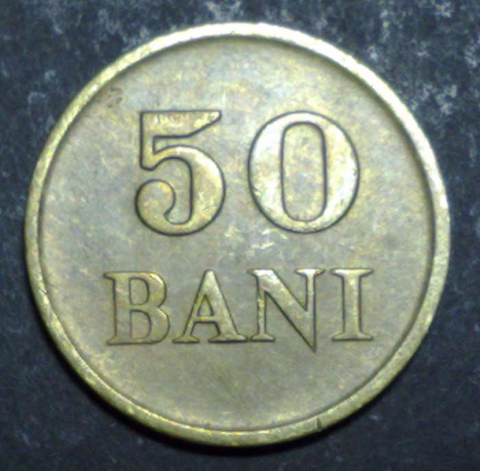 50 bani 1947 4 aUNC foto mare