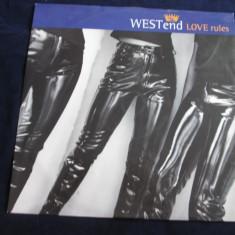 Westend - Love Rules _ vinyl, 12