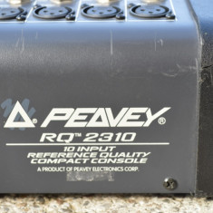 Mixer Peavey RQ 2310