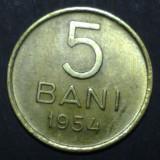 5 bani 1954 3 aUNC - Moneda Romania