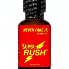 SUPER RUSH 24ML RUSH, POPPERS, AROMA CAMERA SIGILAT, ORIGINAL - Stimulente sexuale