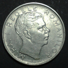 100 lei 1943 2 aUNC - Moneda Romania