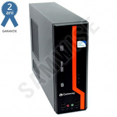 Calculator Intel Core 2 Duo E8400 3GHz 4GB DDR3 250GB DVI DVD-RW GARANTIE 2 ANI! - Sisteme desktop fara monitor Acer, Peste 3000 Mhz, 200-499 GB, LGA775