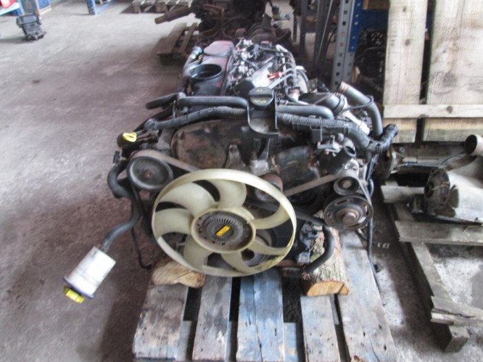 motor complet ford transit 2,4 , an 2008 , in 6 trepte foto mare