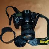 Nikon D7000 cu obiectiv Nikkor 16-85