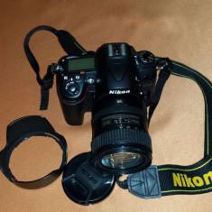 Nikon D7000 cu obiectiv Nikkor 16-85 - Aparat Foto Nikon D7000