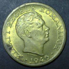 2000 lei 1946 6 XF - Moneda Romania