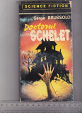 bnk ant Serge Brussolo - Doctorul Schelet ( SF )