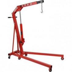 Macara pentru atelier auto Yato YT-55557, 2000 kg, 230 cm