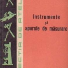 Instrumente si aparate de masurare