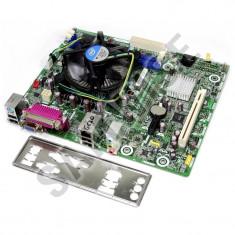 Placa de baza Intel DH61SA LGA1155, DDR3 + Intel G620 2.6GHz + Cooler procesor, Pentru INTEL, Contine procesor, MicroATX