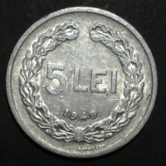 5 lei 1949 2 - Moneda Romania