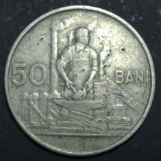 50 bani 1955 12 - Moneda Romania
