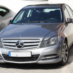 Mercedes C250 4matic, Distronic Plus W204, An Fabricatie: 2011, Motorina/Diesel, 111200 km, 2143 cmc, Clasa C