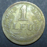 1 leu 1947 3 - Moneda Romania